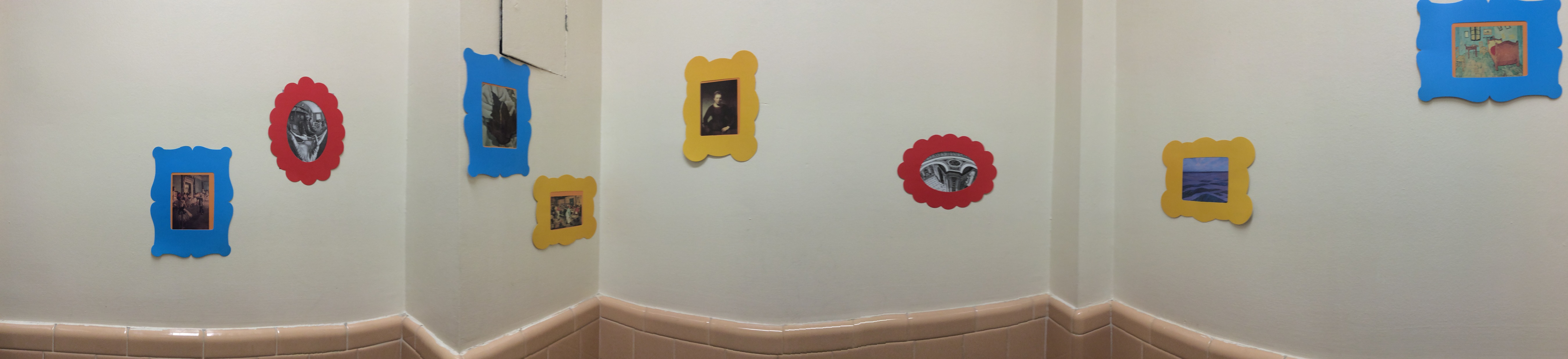 One Last Thing We Have A Bathroom In Our Classroom As Learn High Frequency Words I Hang Them Up There Just More Place To Be Seeing And Reading