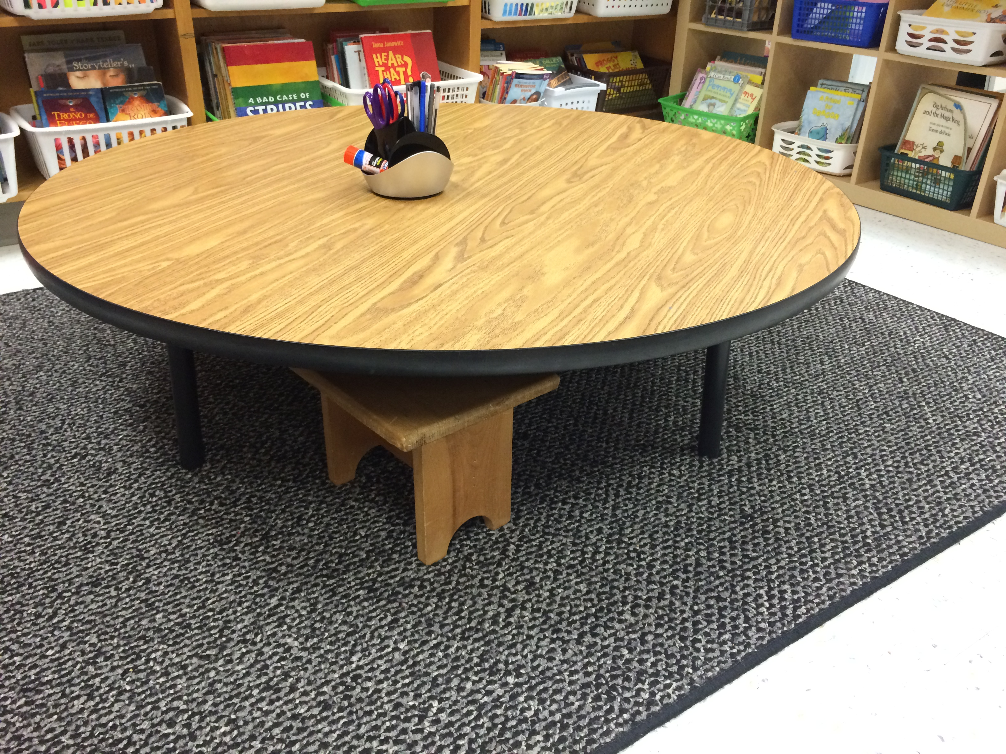 Day Before Kids Low Table
